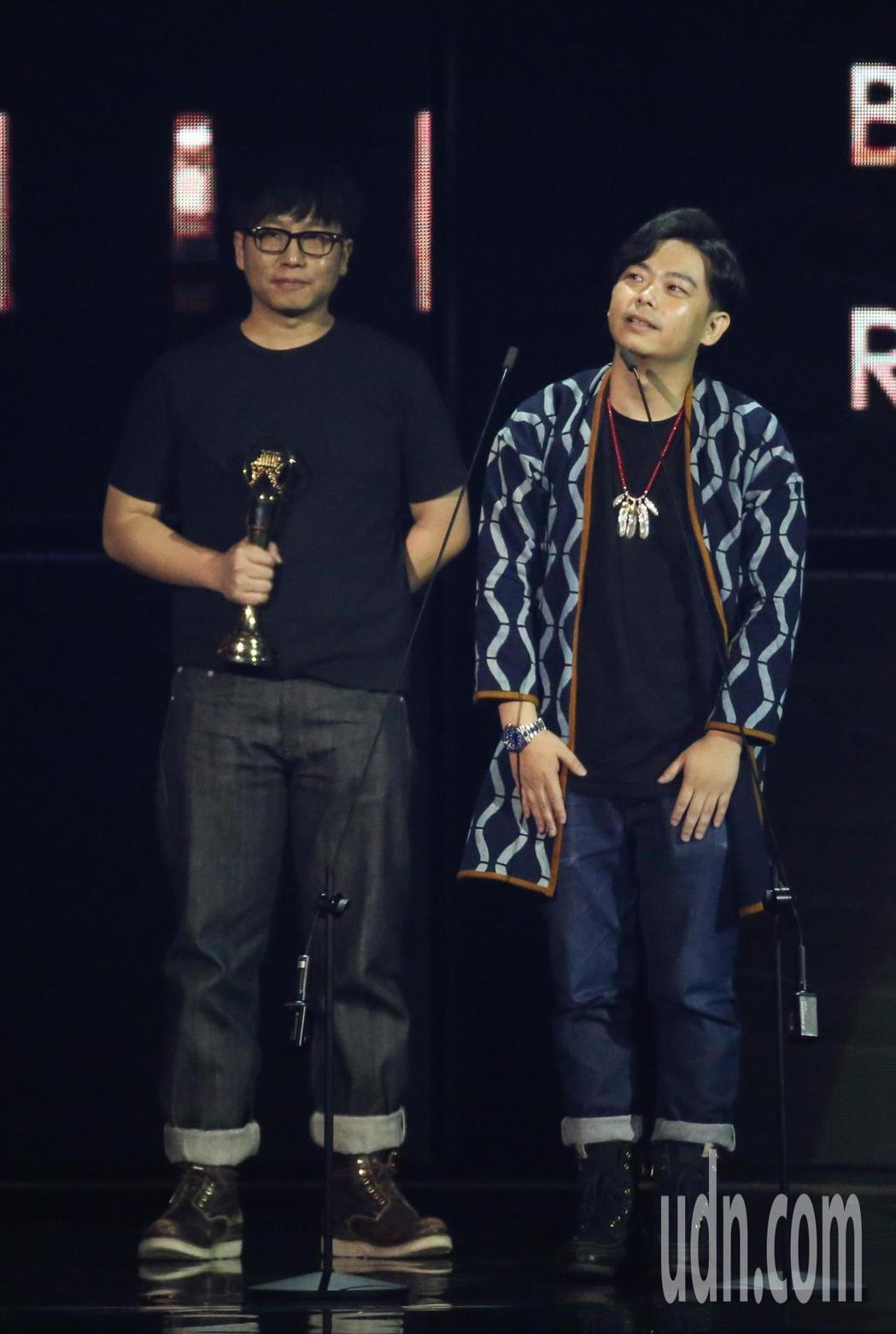 第30屆金曲獎,最佳演奏錄音專輯獎The Journey。記者林伯東/攝影