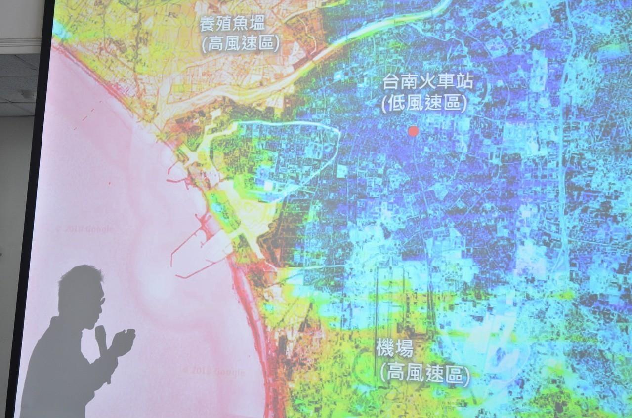 改善熱島效應 台南拚綠化 讓都市有風
