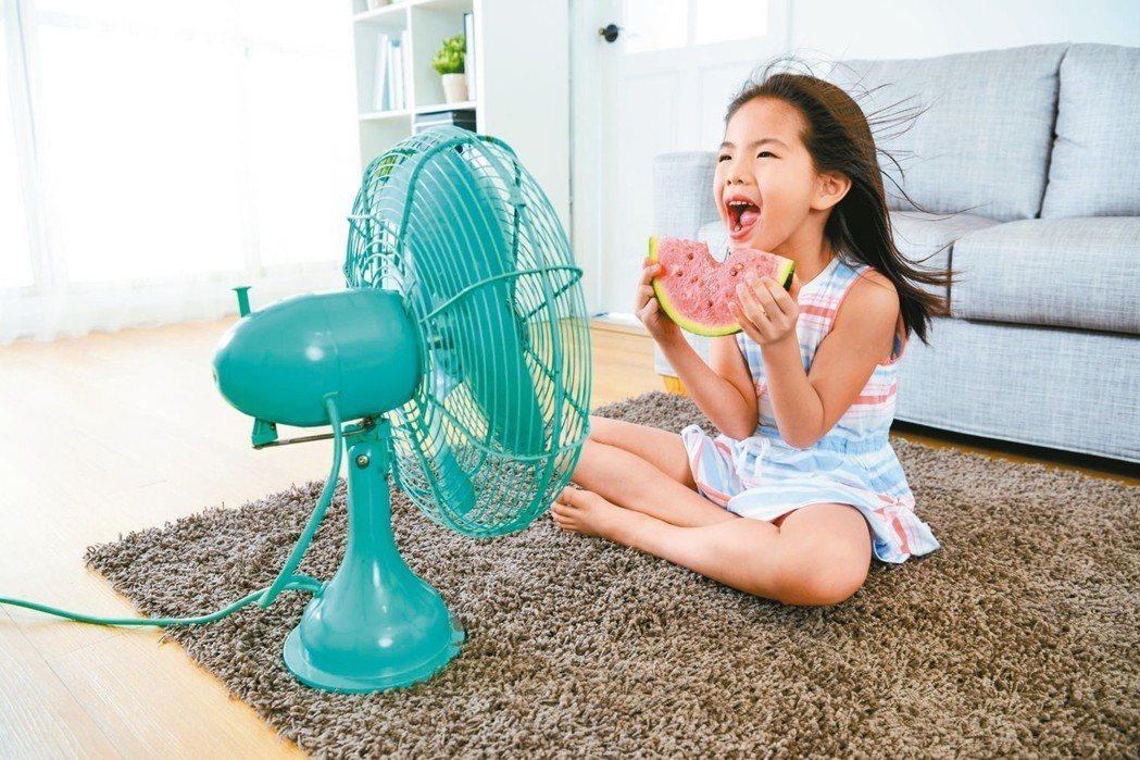 時序進入夏季,就中醫的觀點,體內容易有濕氣,恐易疲勞、骨頭痠痛或水腫。 圖╱12...