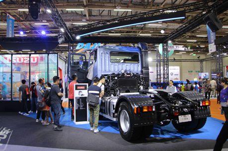 運輸業年度最大盛會 2019 商業車博覽會7月18~21日高雄登場!