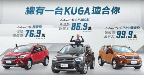 大改款前狂噴優惠 Ford Kuga舊換新現金價齊出