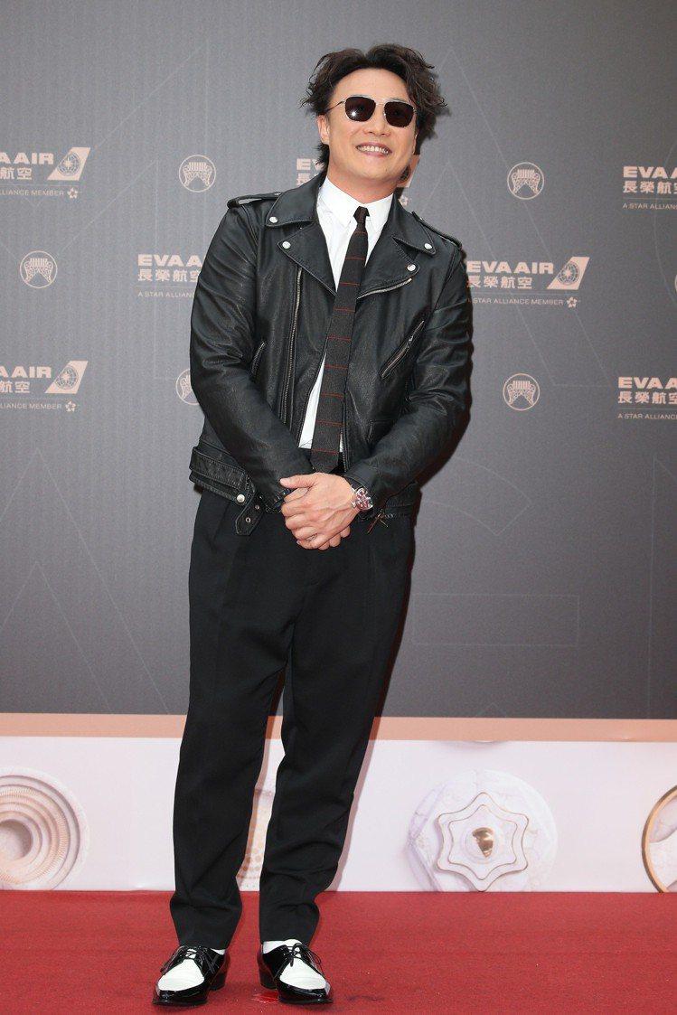 陳奕迅手上的Zenith Pilot系列腕表,一路從紅毯、頒獎典禮到慶功宴都戴好...