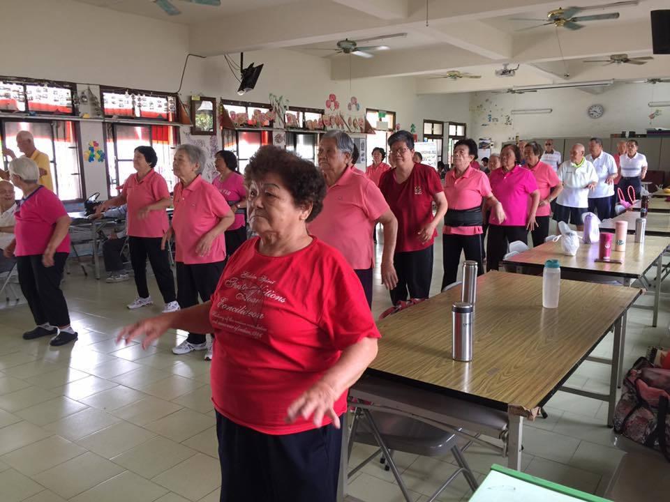 志工靠水圳賺觀光財 盈餘讓社區老人一周「上學」5天
