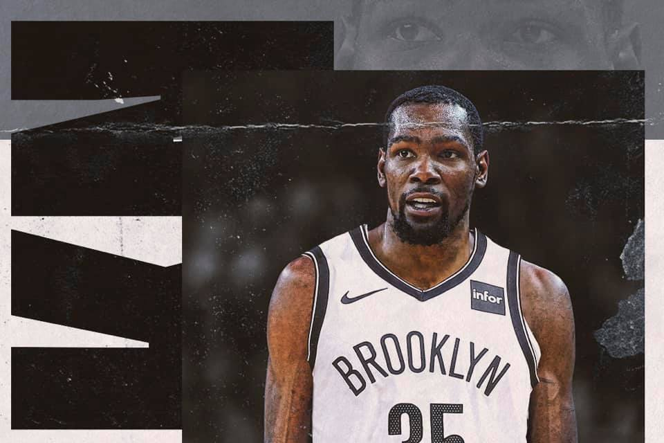 KD為何選擇籃網? 總管馬克思透露玄機。 截圖自NBA on TNT官方粉絲團