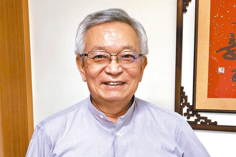 和大工業董事長沈國榮 記者宋健生╱攝影