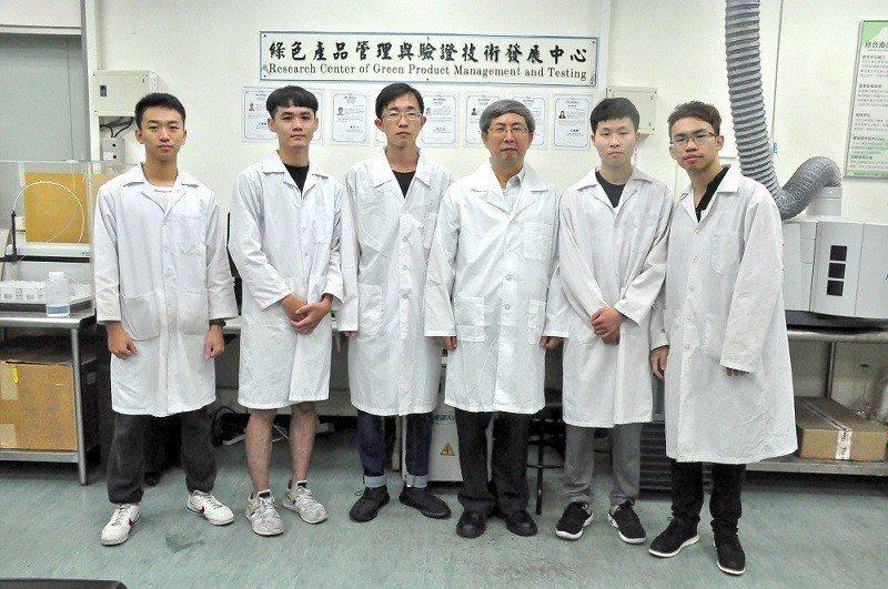 朝陽科大環管系擁有綠色產品驗證中心TAF認證實驗室,以及專業的研究團隊,鋰電池回...