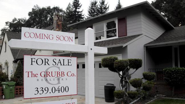 愈來愈多美國租屋族大嘆買不起房子。圖/歐新社
