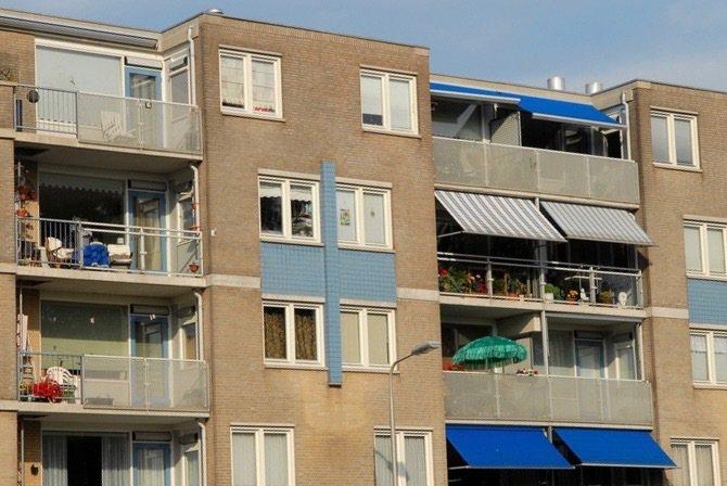 陽台進出的設計在最近的新屋中已不常見。示意圖,圖片來源/ingimage。