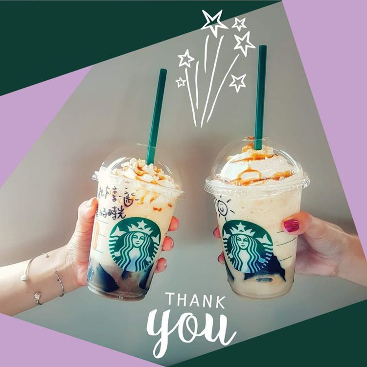 圖/擷取自星巴克咖啡同好會(Starbucks Coffee)粉絲團