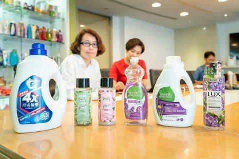2010年聯合利華就立下「永續生活」目標,除了新推出白蘭採用百分之百回收塑料,還...