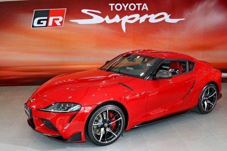 直接賽道見真章! Toyota GR Supra 9月4日正式發表