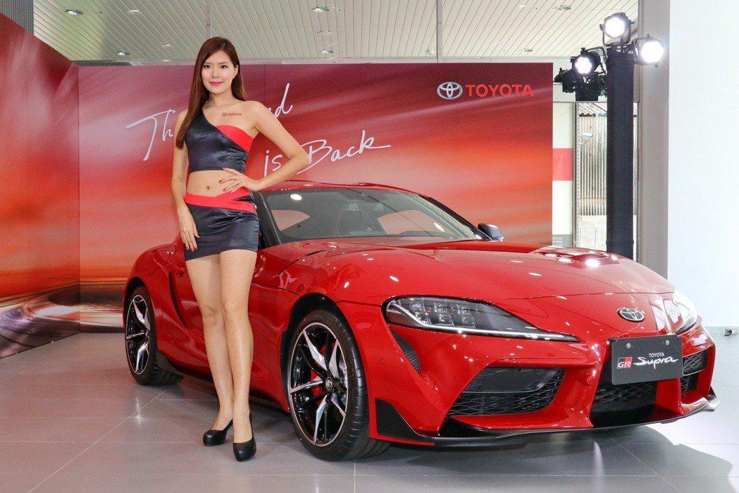 全新第五代SUPRA,是TOYOTA專業賽車技術及商品部門GAZOO Racin...
