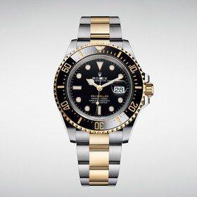 探索深海必備腕錶 Rolex Oyster Perpetual Sea-Dweller