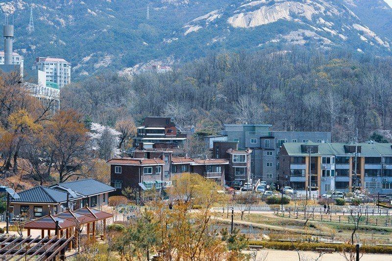 韓國首爾香林社區。 圖/OURs都市改革組織提供