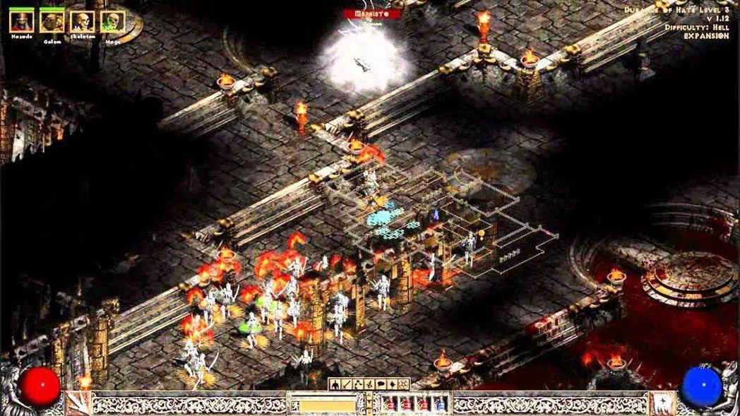 暴雪的《暗黑破壞神2》被許多玩家公認為是該系列的經典之作。