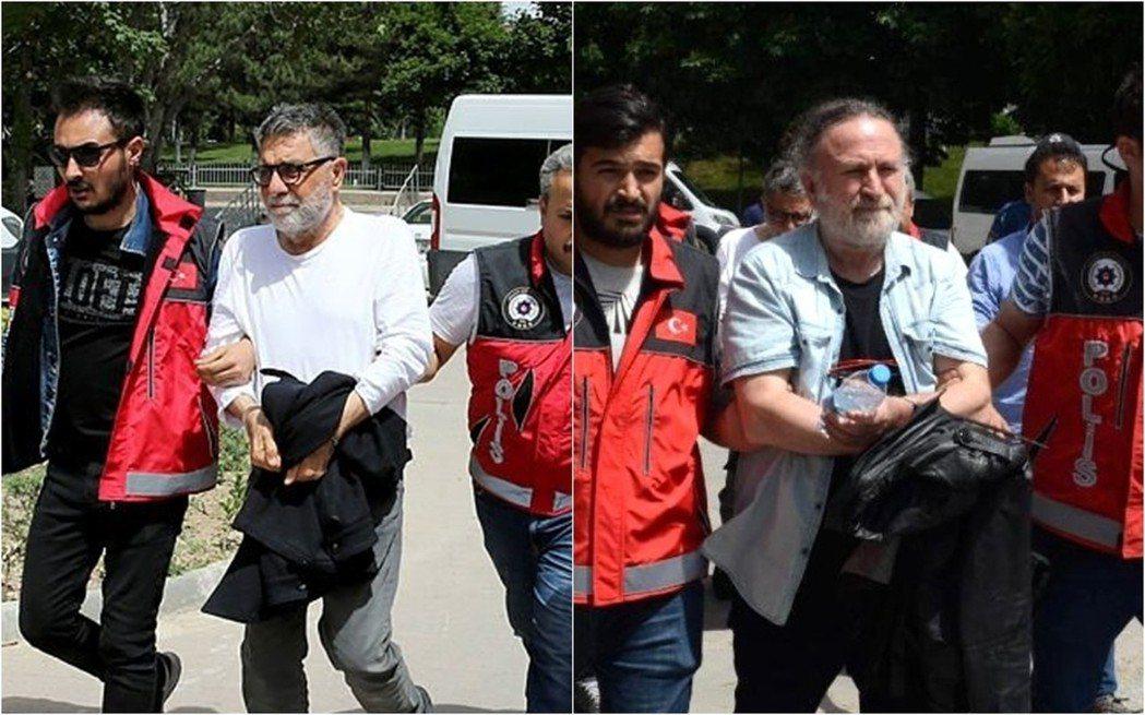 群上的強烈反應引起土耳其政府的注意,土耳其檢調單位在5月底——也就是小說獲准出版...