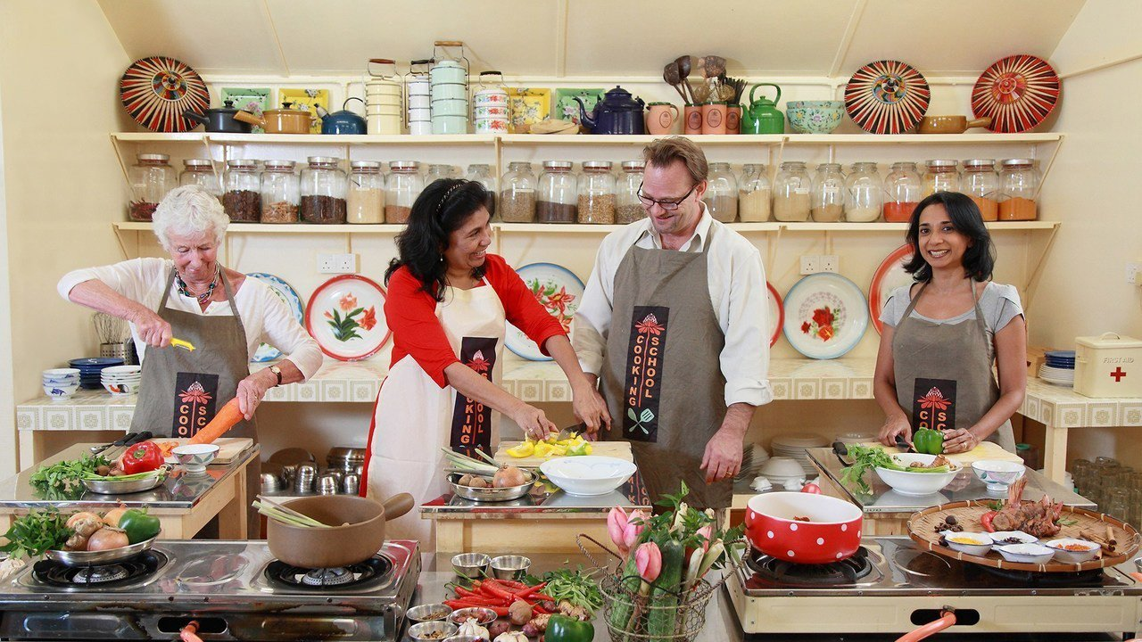 ▲馬來西亞檳城景點推薦-熱帶香料園手作料理課。(圖/Tripbaa趣吧!亞洲自由...