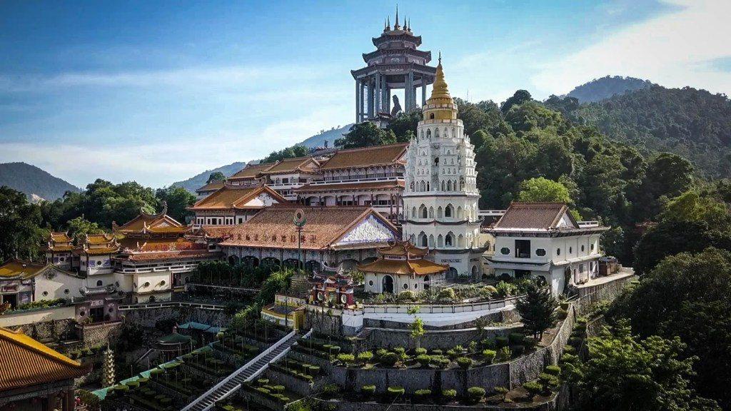 ▲馬來西亞檳城景點推薦-極樂寺。(圖/Tripbaa趣吧!亞洲自由行專家)