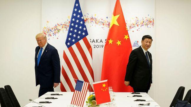 分析師認為,大陸仍希望與美國達成協議,而且正在向美國表達善意。 路透