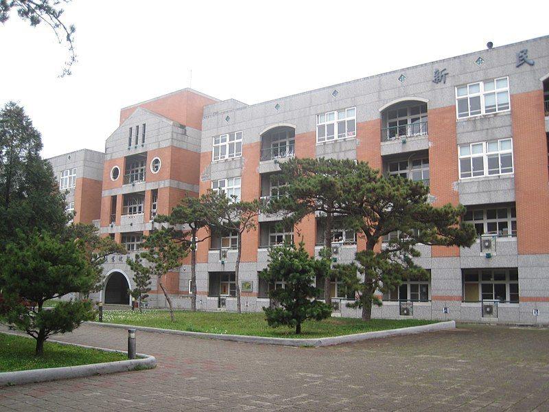 新竹高中考區。圖/資料照