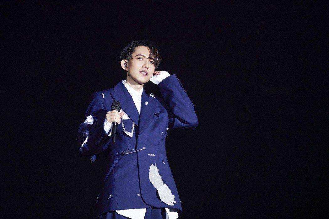 林宥嘉歡慶32歲生日。圖/華研提供