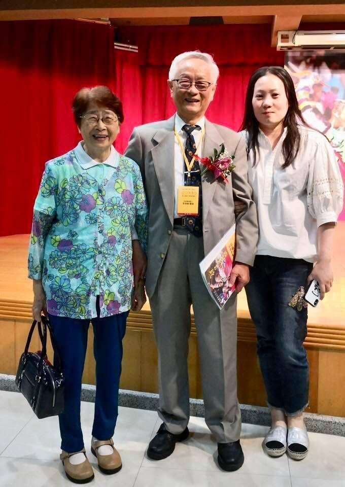 前台大醫院院長、台大醫院名譽教授李源德,榮獲本屆「保生醫療奉獻獎特別獎」。圖/李...