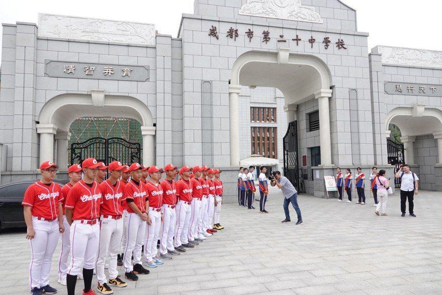 兩岸棒球賽/四川棒球有底氣 北京奧運國手搖籃