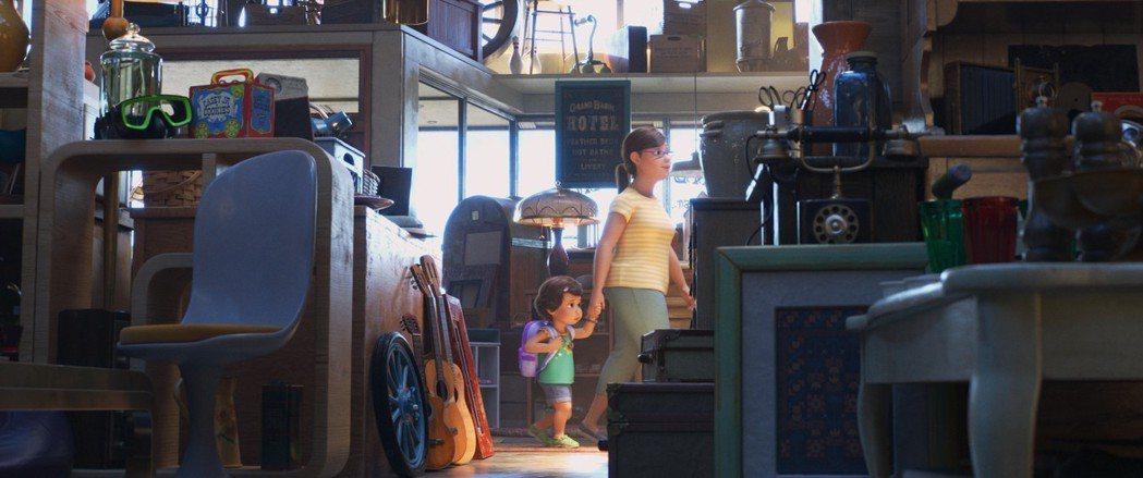 「玩具總動員4」劇照。圖/迪士尼提供