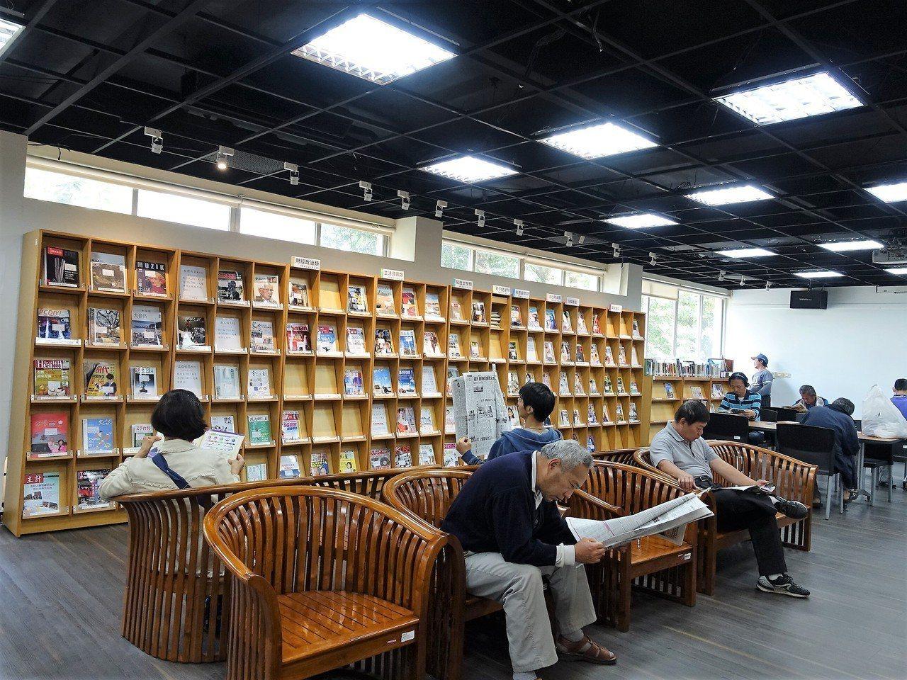 圖書館施工難消暑 屏縣府:復興圖書館就要完工了