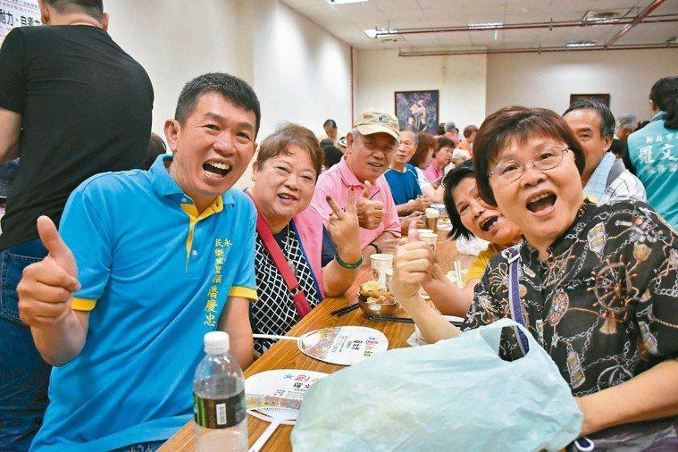 長者照護是台灣福利很重要的一環。 聯合報記者江婉儀/攝影