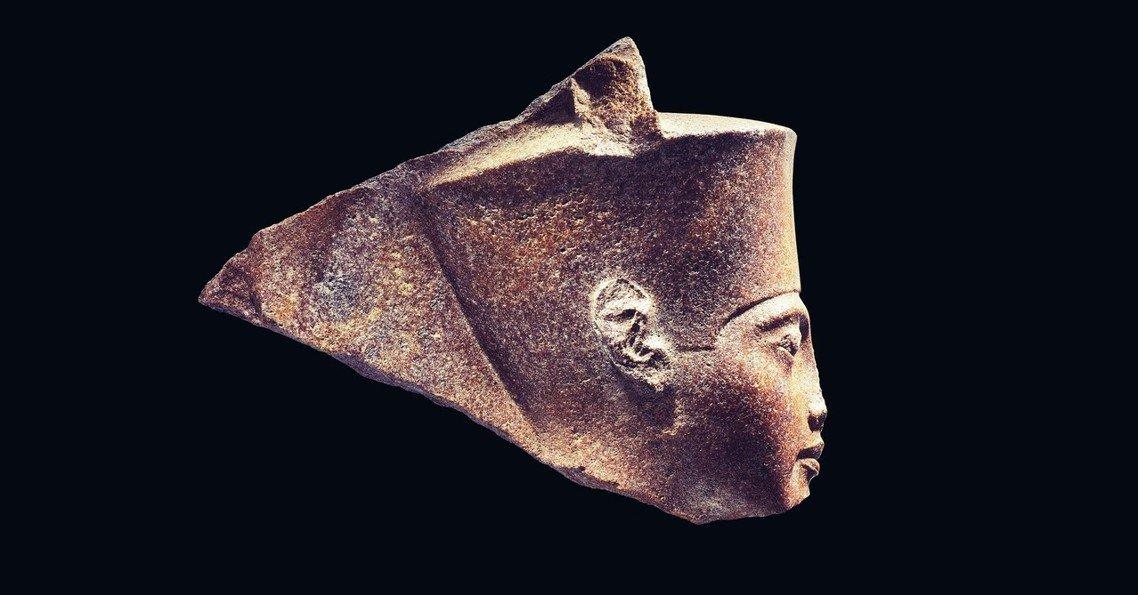 擁有3,000年歷史的「圖坦卡門頭像」古文物,誰能證明擁有它的「合法所有權」?圖...