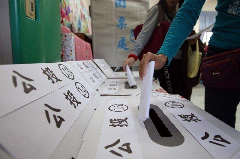 美國哈佛大學教授表示,投票成本是非常高的。 圖/聯合報系資料照