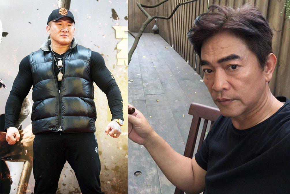 館長譙憲哥。圖/報系資料照、擷自吳宗憲臉書