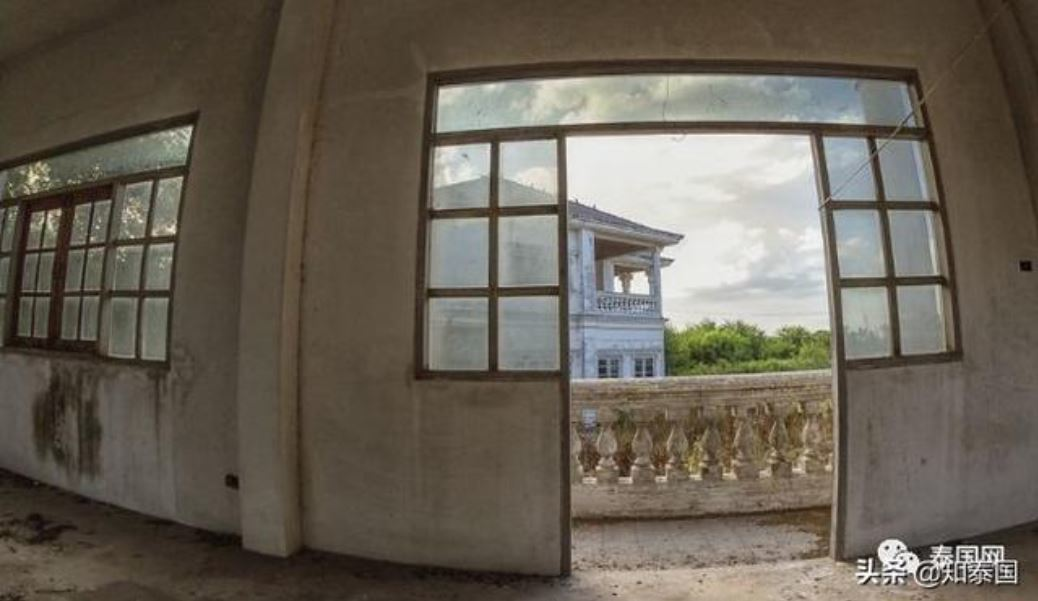 北欖府鬼屋。 翻攝自中國報