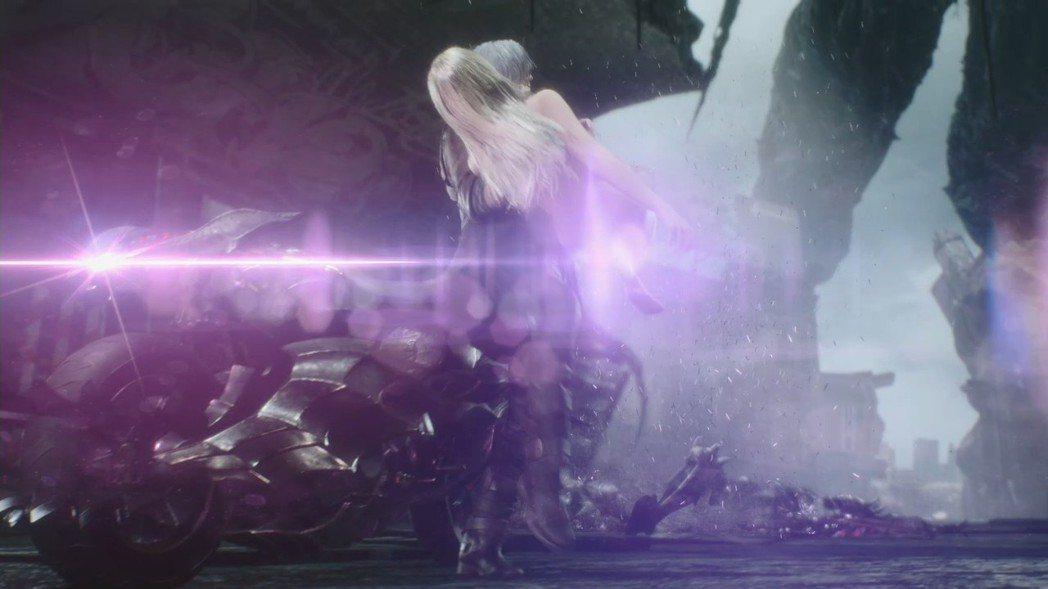 在《惡魔獵人5》裡面,有很多過激的演出,但卻也常伴隨莫名其妙的光影。