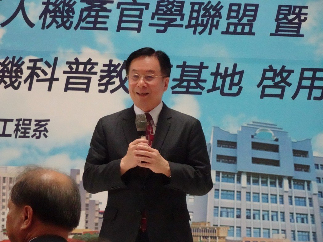 東南科技大學李清吟校長。 東南科大/提供