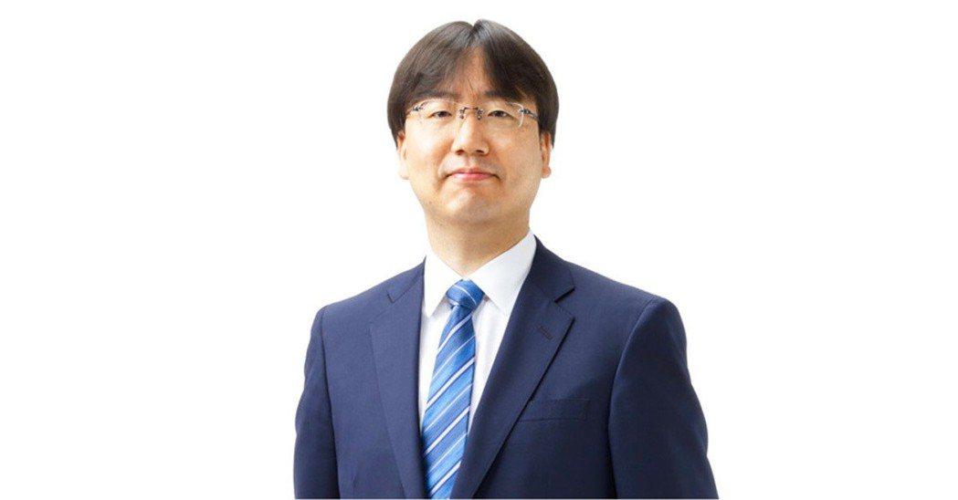 任天堂社長古川俊太郎。