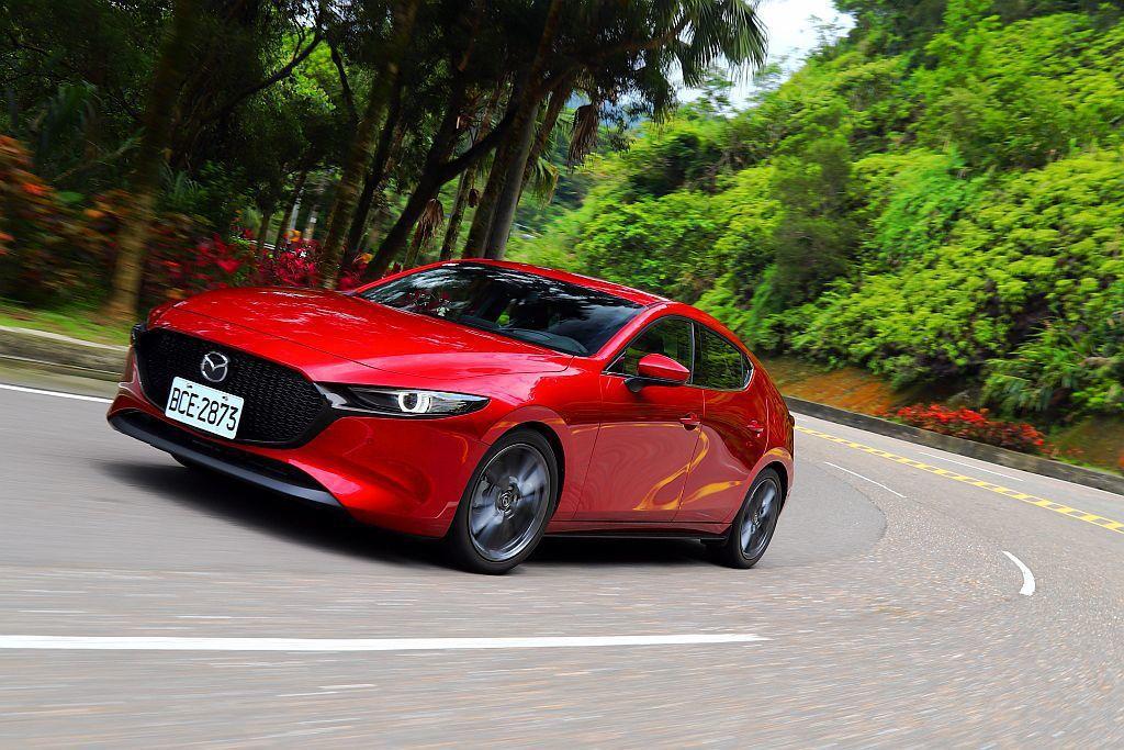 全新第四代Mazda 3,台灣率先導入2.0L Skyactiv-G動力,但真的...
