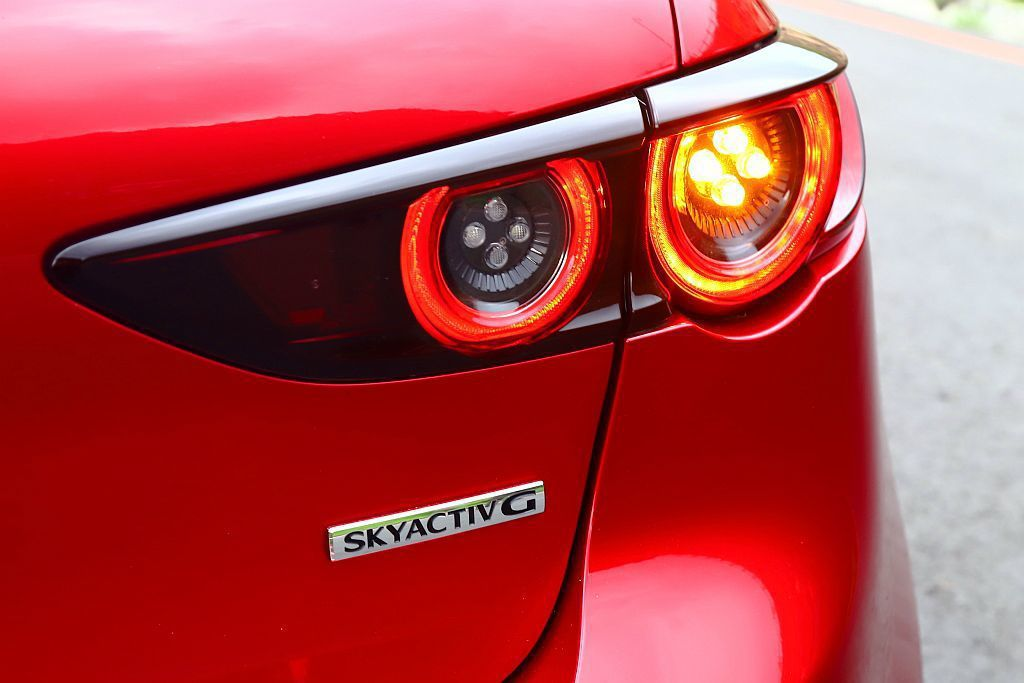 新Mazda 3搭載2.0L Skyactiv-G汽油引擎單一動力,看似了無新意...