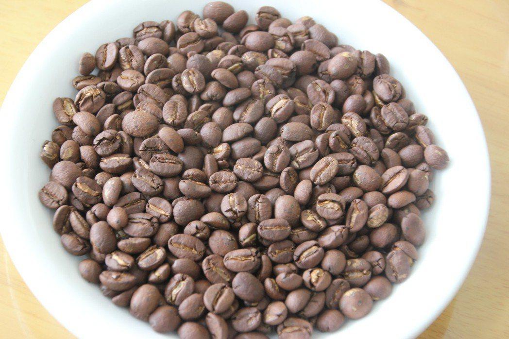 日本學者大平洋一曾在論文中寫到,日本史料紀錄豐田產咖啡。 圖/林宛諭