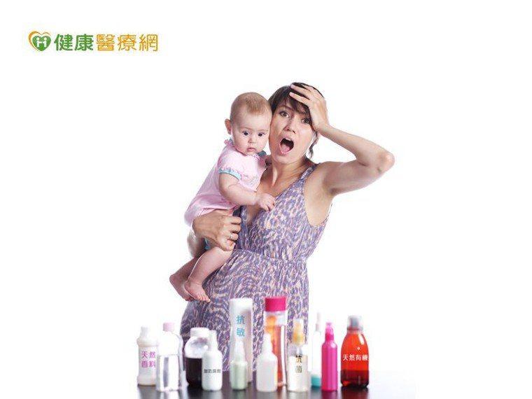 天然、無防腐劑?醫師提醒忽迷信特殊成分,把握ECARF抗敏認證,提升寶寶肌膚防護...