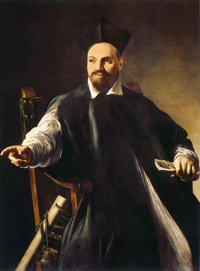 〈Portrait of Maffeo Barberini, late Pope...