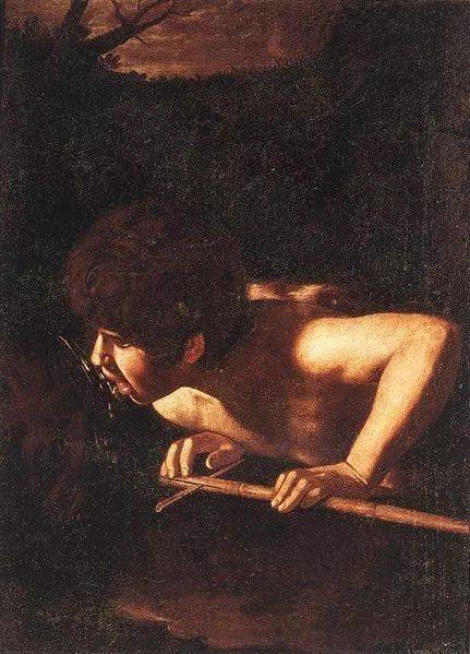 〈Saint John the Baptist at the fountain〉...