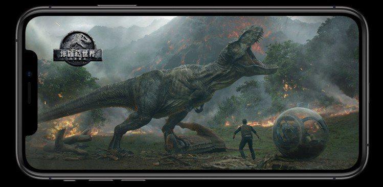 精采內容搭配iPhone XS Max的超Retina顯示器,HDR顯示再搭配更...