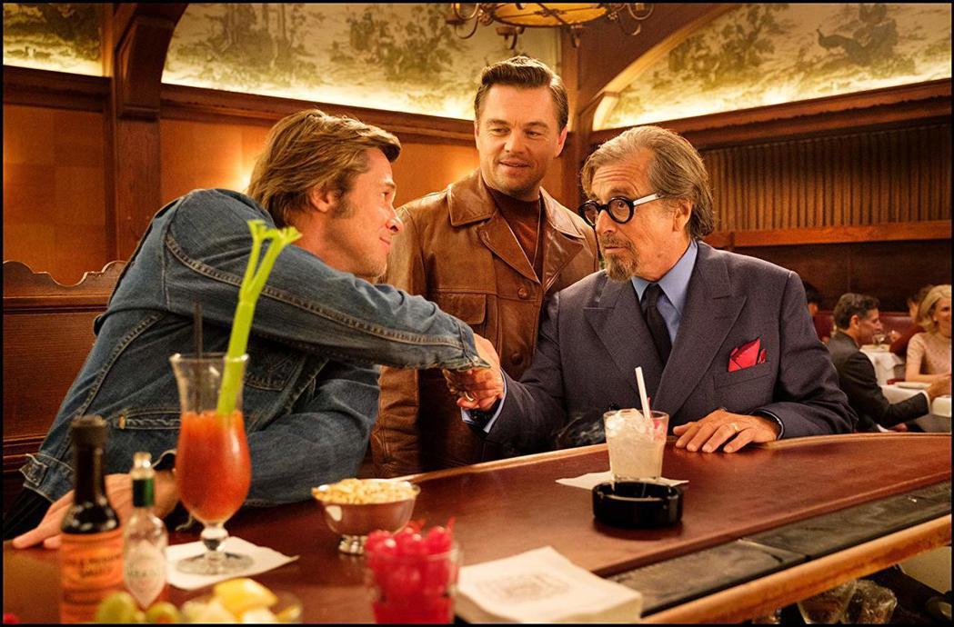 「從前,有個好萊塢」卡司陣容極為堅強。圖/摘自imdb