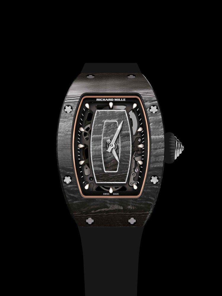 RICHARD MILLE RM 07-01自動上鍊腕表,Carbon TPT®...