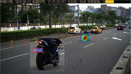 環署研發抓噪音神器 改裝車太吵可「秒拍」送檢