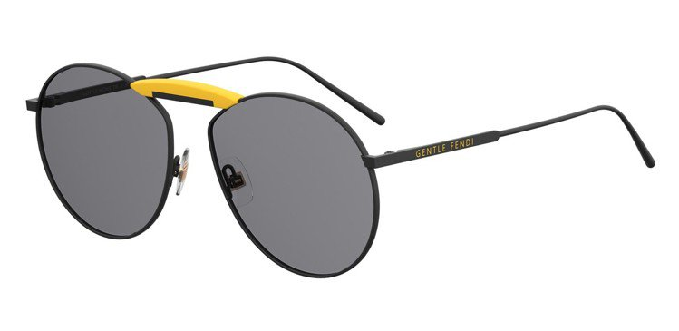GENTLE FENDI太陽眼鏡,售價13,920元。圖/FENDI提供