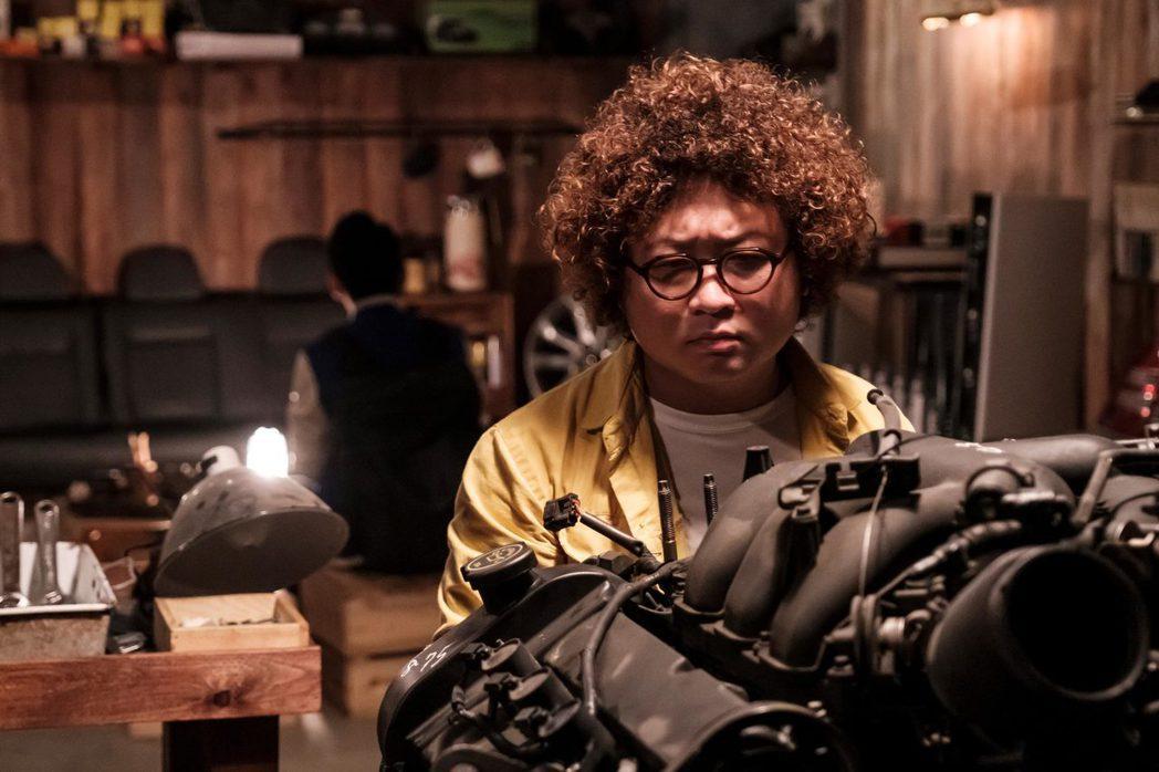 納豆客串「如果愛,重來」。圖/歐銻銻娛樂