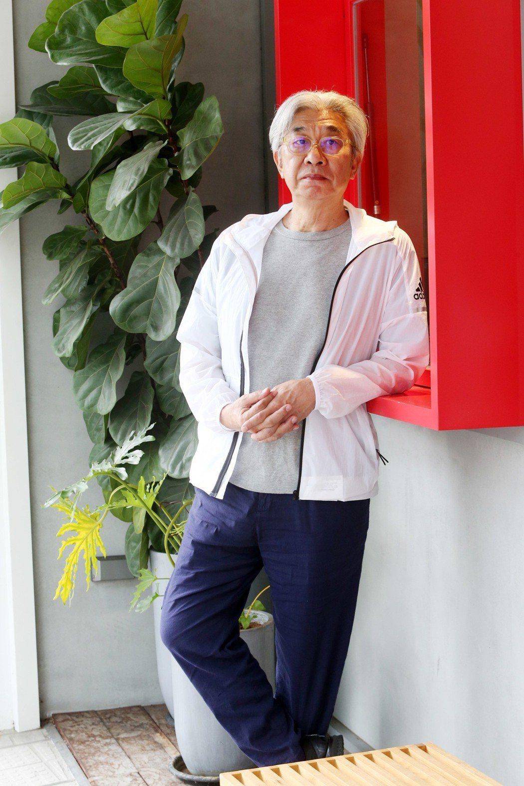 倪重華。記者邱德祥/攝影